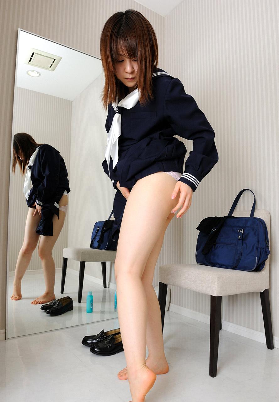 japanese school girl 18