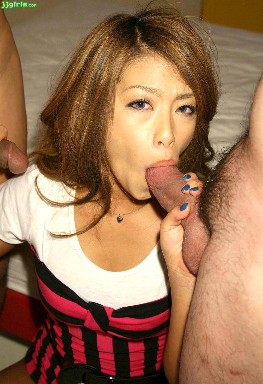 Rei asakawa threesome uncensored 1